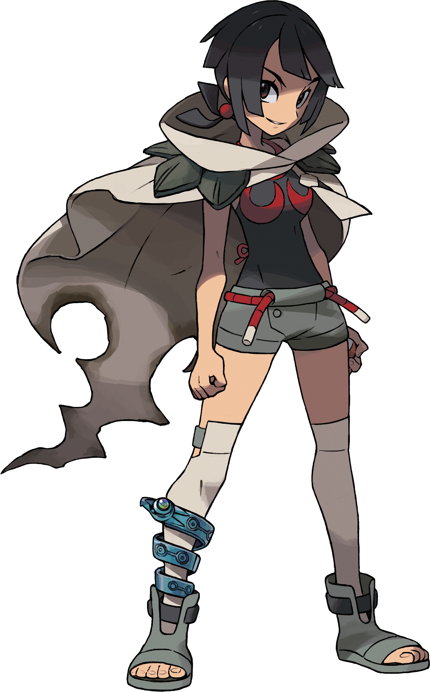 Top 5 des personnages les plus classes dans Pokémon - Page 2 Amaryllis-ROSA