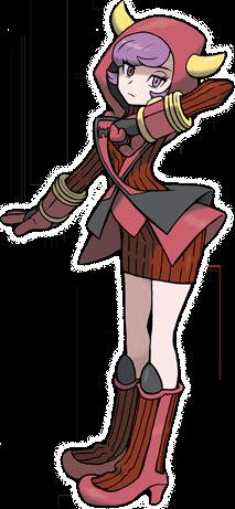 Top 5 des personnages les plus classes dans Pokémon - Page 2 Courtney-ROSA