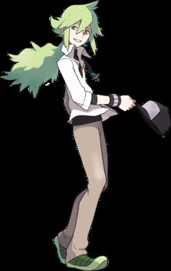 Top 5 des personnages les plus classes dans Pokémon 250px-N-NB2