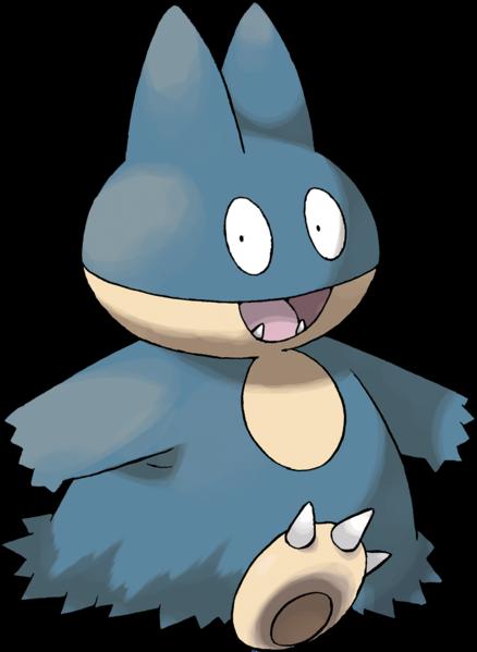La team pokemon de votre personnage. 438px-Goinfrex-DP