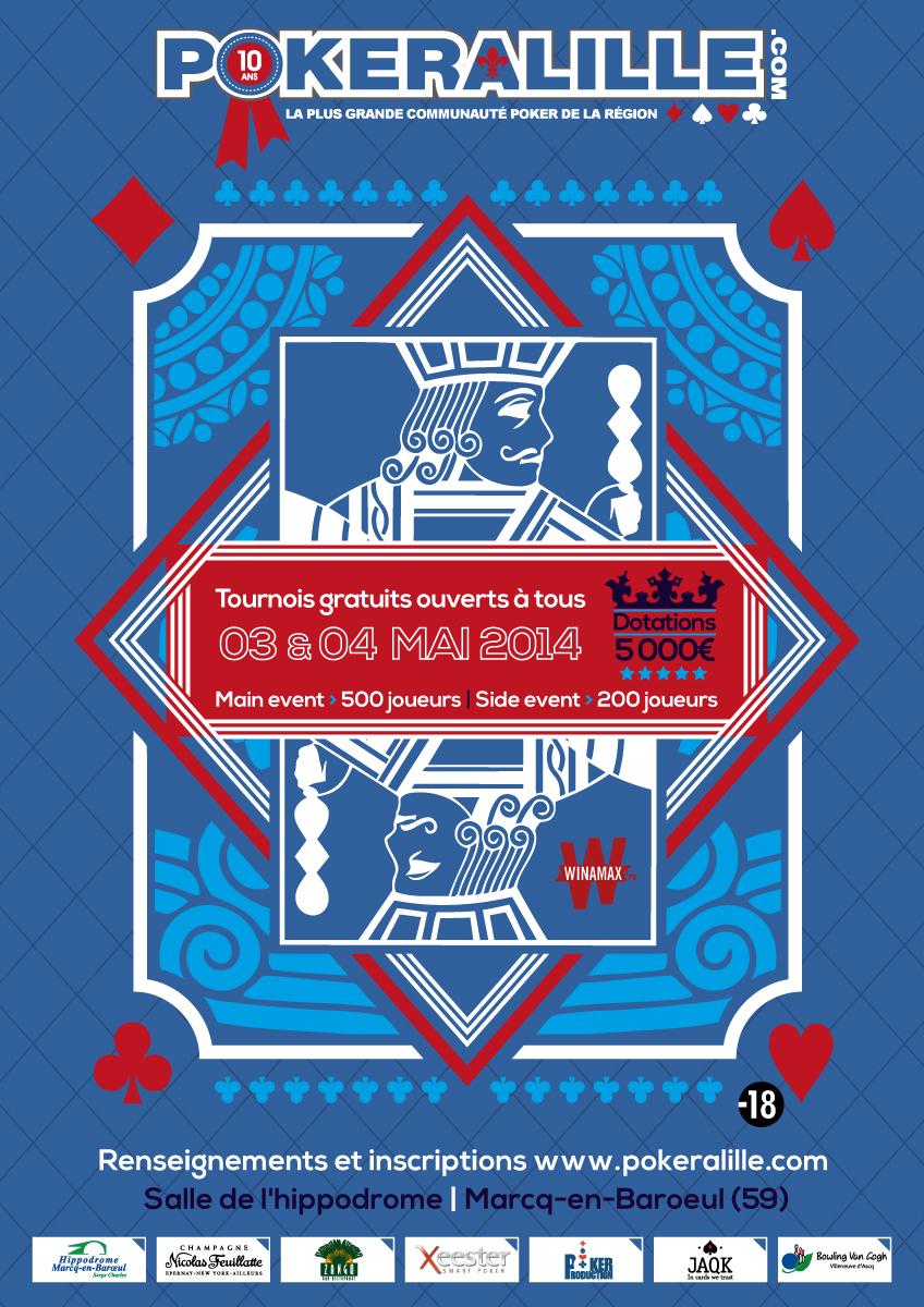 Open Pokeralille - 3 et 4 Mai 2014 Affiche-Open