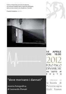 14 aprile - 6 maggio 2012, Dove Morivano i Dannati, mostra fotografica di Leonardo Donati Leonardo-Donati-small-size1