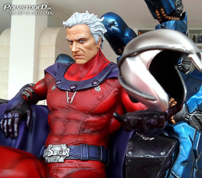 Premium Collectibles : Magneto on Sentinel Throne - Page 21 Magneto-11