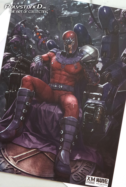 Premium Collectibles : Magneto on Sentinel Throne - Page 21 Magneto-2