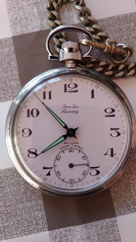 vacheron -  [Postez ICI les demandes d'IDENTIFICATION et RENSEIGNEMENTS de vos montres] - Page 31 Gousset