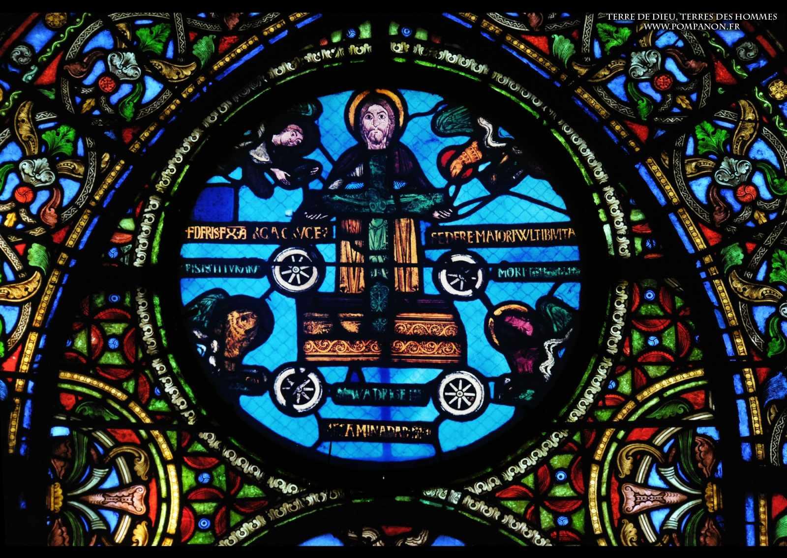 Les vitraux  du XIIIéme siècle . 5043eefcaeb51
