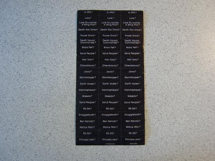 Question about Vintage Collector Case Sticker Sheets Star%20Wars%20Vinyl%20Storage%20Case%2003