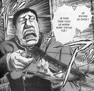 [Manga] Battle Royale Broyale