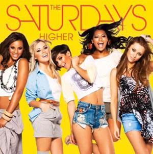 Single >> Higher (feat. Flo Rida) Saturdays