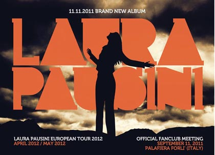 >>WORLD TOUR 2011/2012 Laurapausini