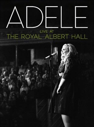 Álbum en directo/DVD >> Live At The Royal Albert Hall Adele