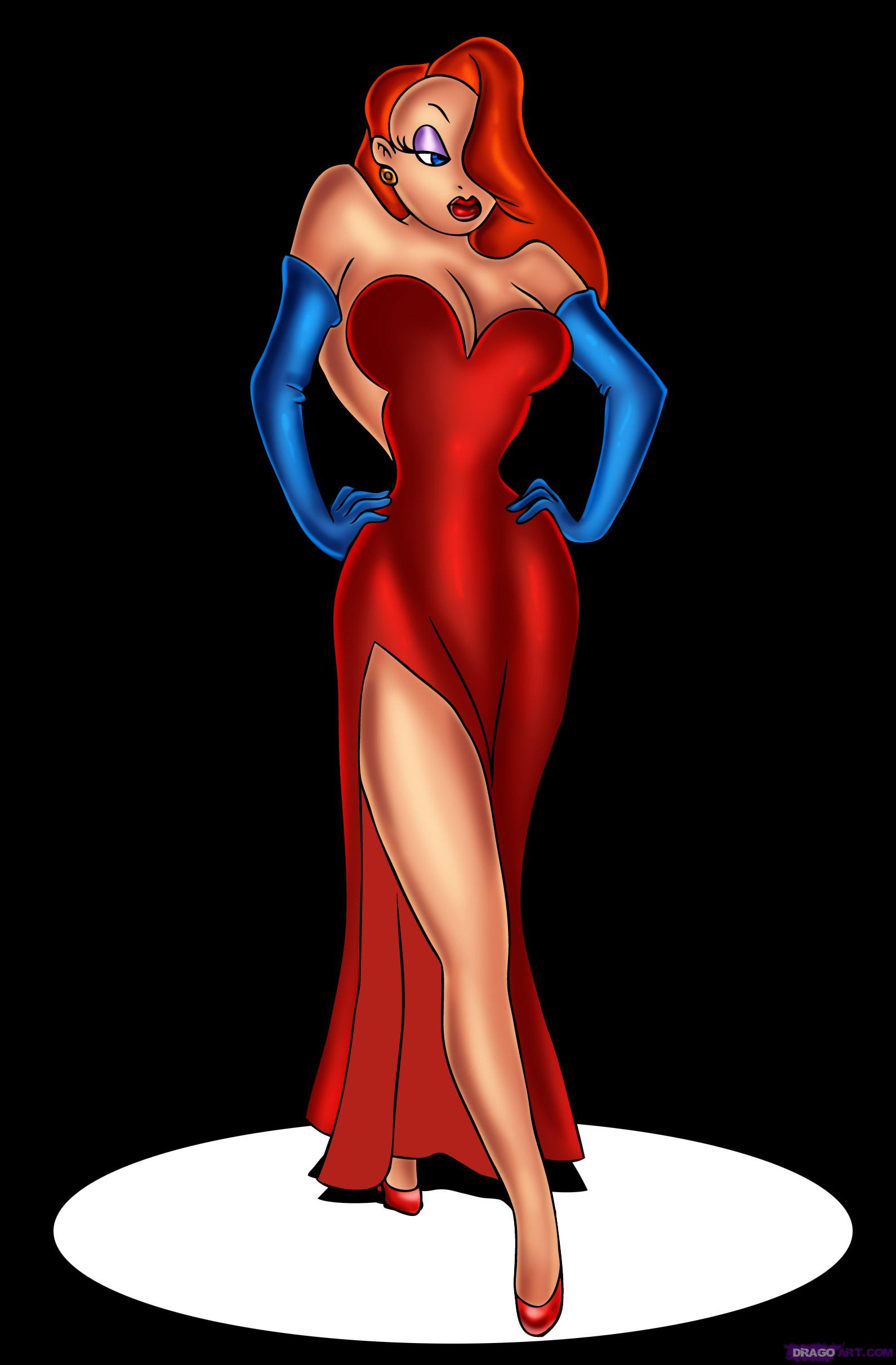 NewsFix posters as fictional characters  Jessica-rabbit-sex-33823