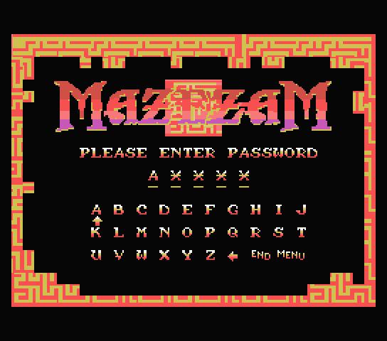 MazezaM pour Coleco Mazezam_201508_3