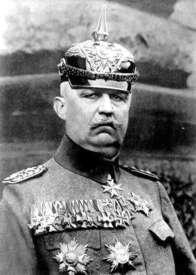 FRENTE ORIENTAL E INTERVENCIÓN ESTADOUNIDENSE. Ludendorff