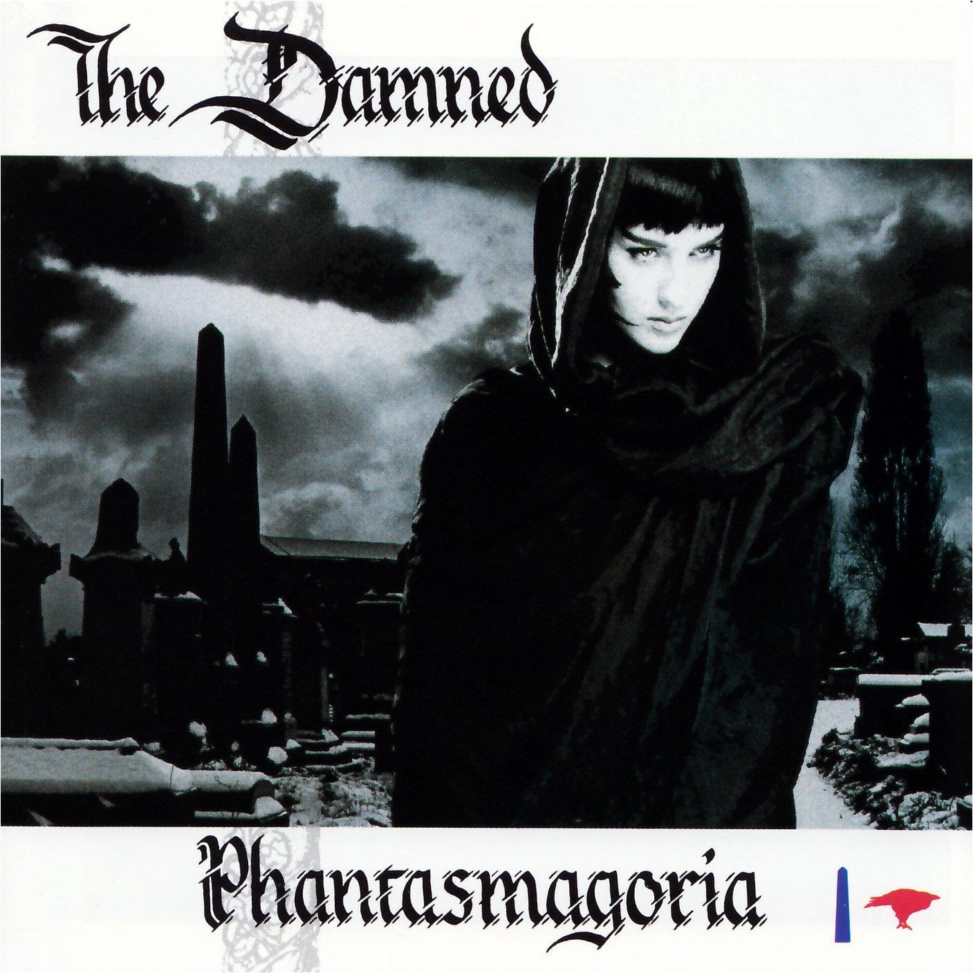 rock gótico Damned-phantasmagoria