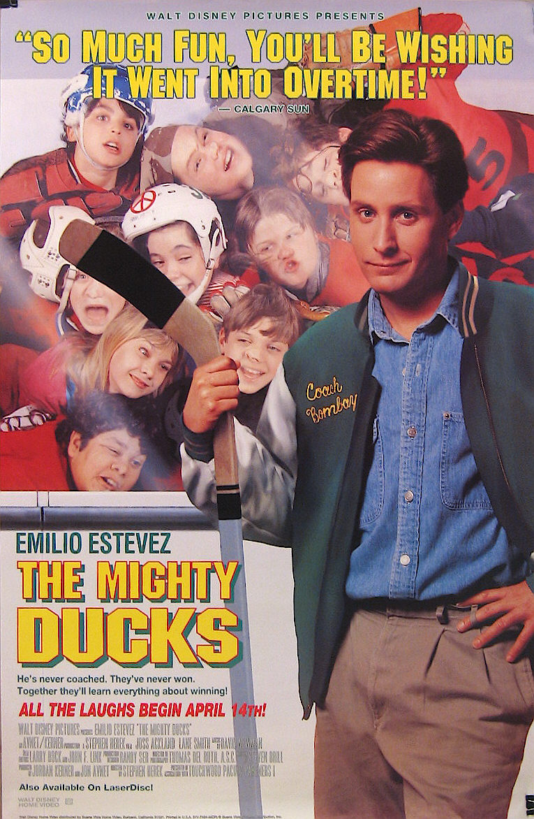 Die Red Duck Aces Athemightyducks