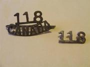 WWI Insignia Gx1Ic4z9