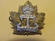 WWI Insignia Gx1Icm19