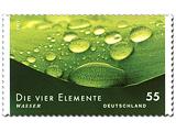 Die vier Elemente auf Briefmarken Briefmarke_elemente_deutschepost