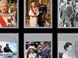 Neuseeland feiert 60 Jahre Königin Queenelisabeth_nzpost