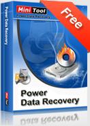 MiniTool Power Data Recovery - phần mềm hữu ích phục hồi tập tin Free-edition