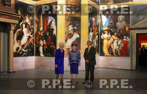 La reina Beatrix y su familia PPE13042403