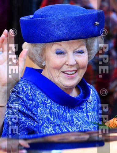 La reina Beatrix y su familia PPE13042427
