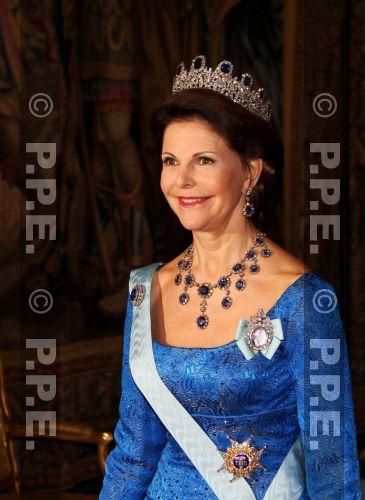 Silvia Sommerlath, reina de Suecia 07121101