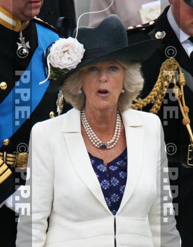 Carlos de Inglaterra y Camilla, Duquesa de Cornualles 07061753