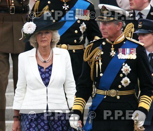 Carlos de Inglaterra y Camilla, Duquesa de Cornualles 07061755