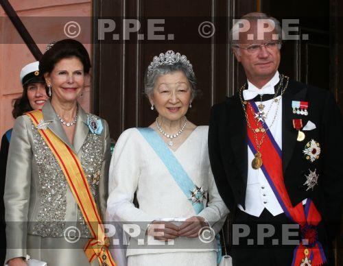 Silvia Sommerlath, reina de Suecia 07052366
