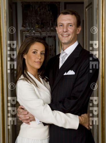 Joachim y Marie Cavallier, Príncipes de Dinamarca 07100338