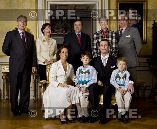 Joachim y Marie Cavallier, Príncipes de Dinamarca 07100340