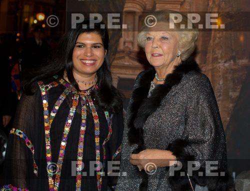 Princesa Beatrix Wilhelmina Armgard van Oranje-Nassau PPE13100869