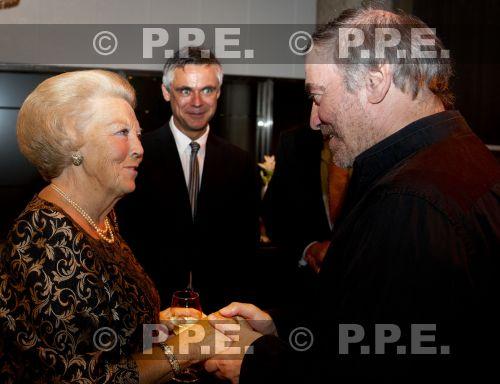 Princesa Beatrix Wilhelmina Armgard van Oranje-Nassau PPE13090552
