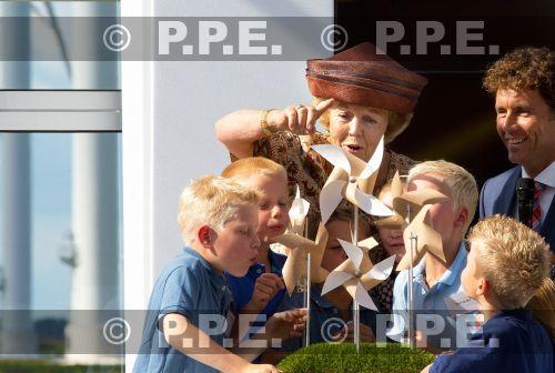 Princesa Beatrix Wilhelmina Armgard van Oranje-Nassau PPE13091154