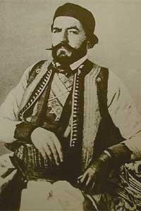 Njegos B_njegos_jovanovic_1851