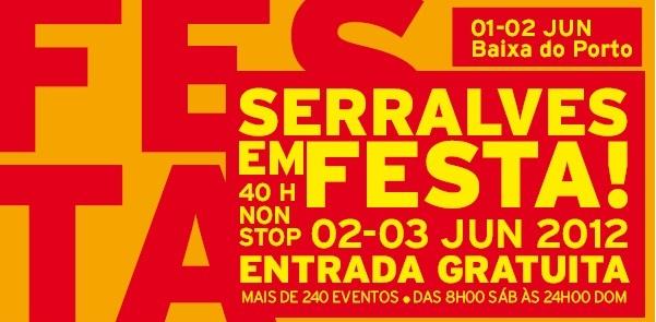 Arte sem Som Serralves-em-festa