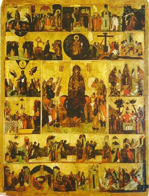 Похвала Пресвятой Богородицы. Суббота Акафиста 20