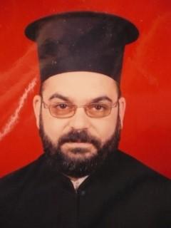 Мученическую смерть принял иерей Фади Джамиль Хаддад. Fadi-Haddad