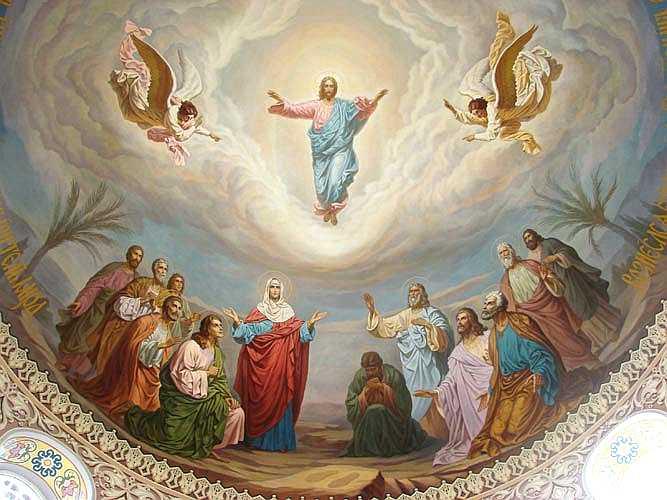 Вознесение Господне Nb571502