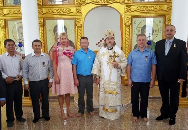 В Камбодже освящен первый храм Русской Православной Церкви Img-20151027-wa0115-600x415