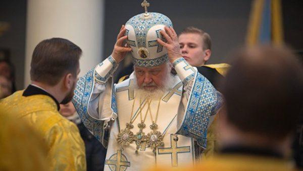 Патриарх Кирилл призвал духовенство Русской православной церкви к строгому исполнению его указаний 001-137-600x340
