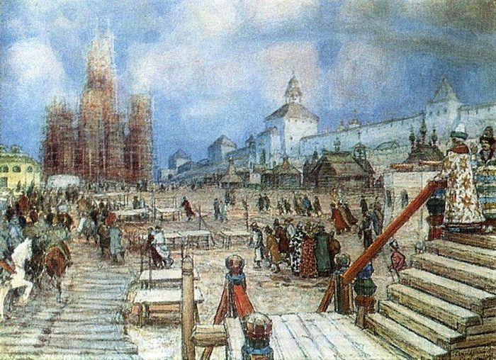 Кто такой Царь Иоанн Васильевич Грозный, и что он сделал для России? 249443.p