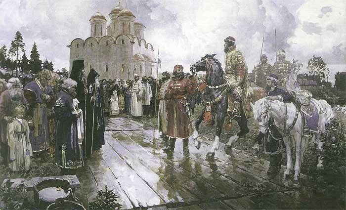 Кто такой Царь Иоанн Васильевич Грозный, и что он сделал для России? 249448.p