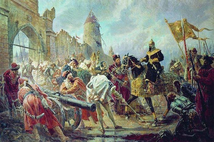 Кто такой Царь Иоанн Васильевич Грозный, и что он сделал для России? 249533.p