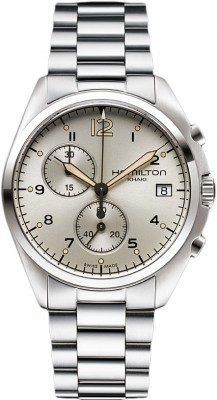 Hamilton Khaki Aviation Pilot Pioneer Chrono H76512155_300x400