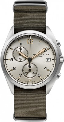 Hamilton Khaki Aviation Pilot Pioneer Chrono H76552955_300x400