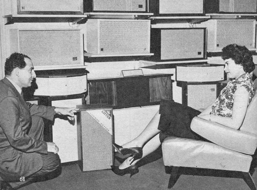 "Efeito WAF ""The Golden Age of Hi-Fi (ladies-of)"" Lady_customer-1024x757"