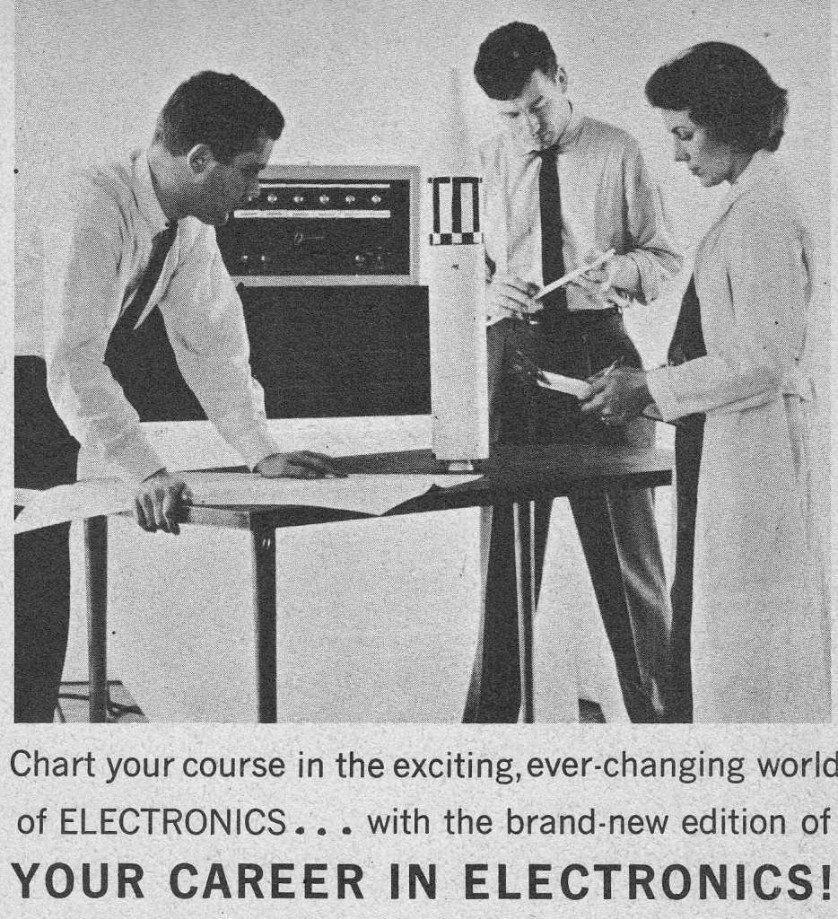 "Efeito WAF ""The Golden Age of Hi-Fi (ladies-of)"" Lady_electronics_career-934x1024"